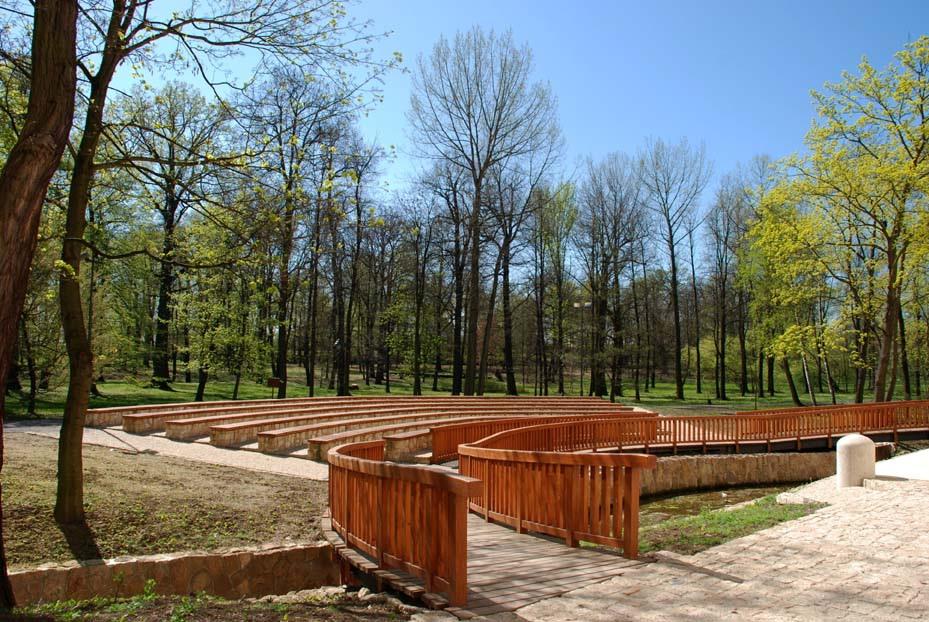 Přírodní amfiteatr