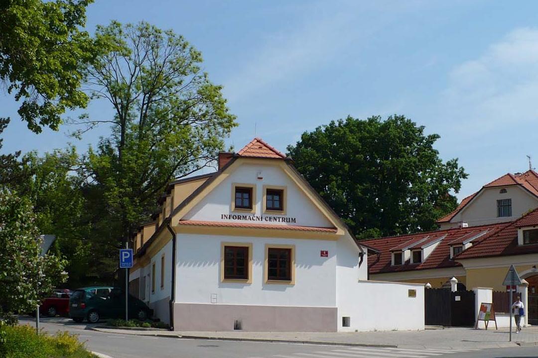 Regionální informační centrum v Dolních Počernicích